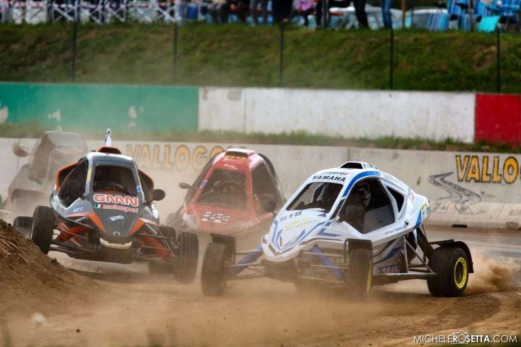 Il meglio del Rallycross italiano e dell'Europa centrale a Maggiora!