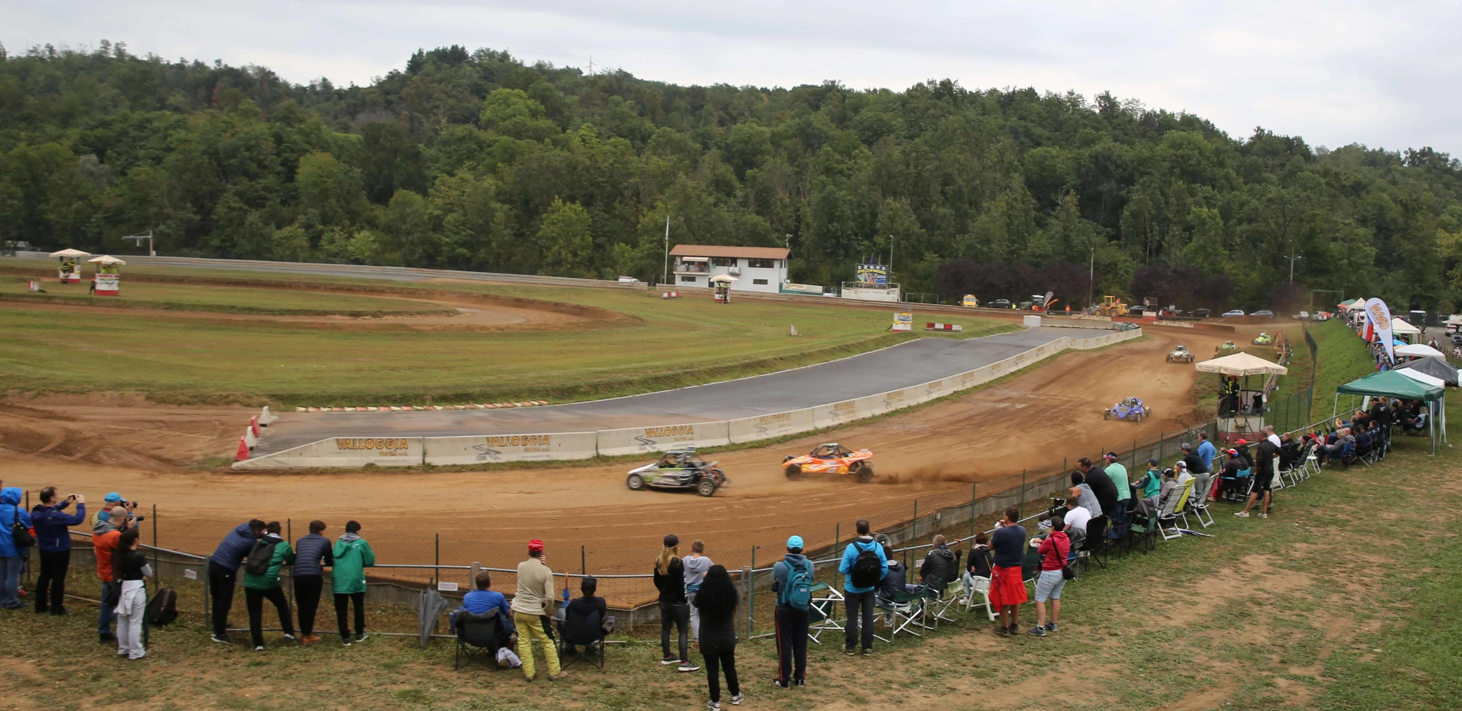 Campionato Europeo Autocross, un sabato ricco di spettacolo