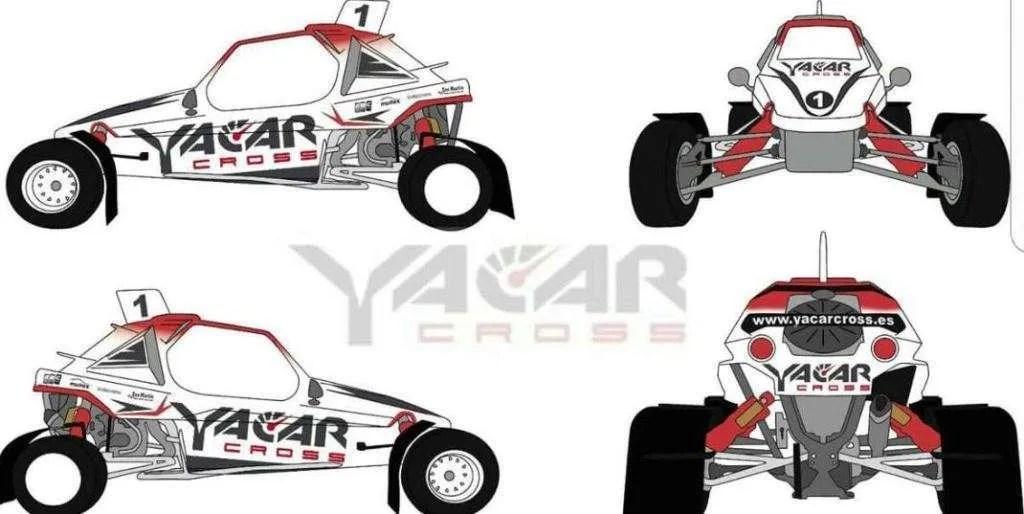 Max Vercelli torna alle competizioni con un nuovo Kart Cross. La sfida al titolo 2018 si fa sempre più interessante