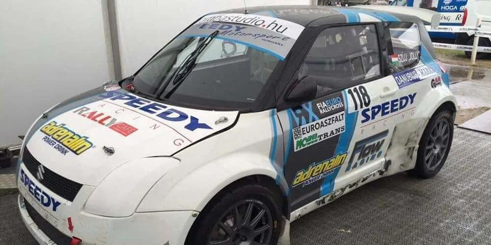 Speedy Motorsport per il round#2 del Campionato Italiano Rallycross