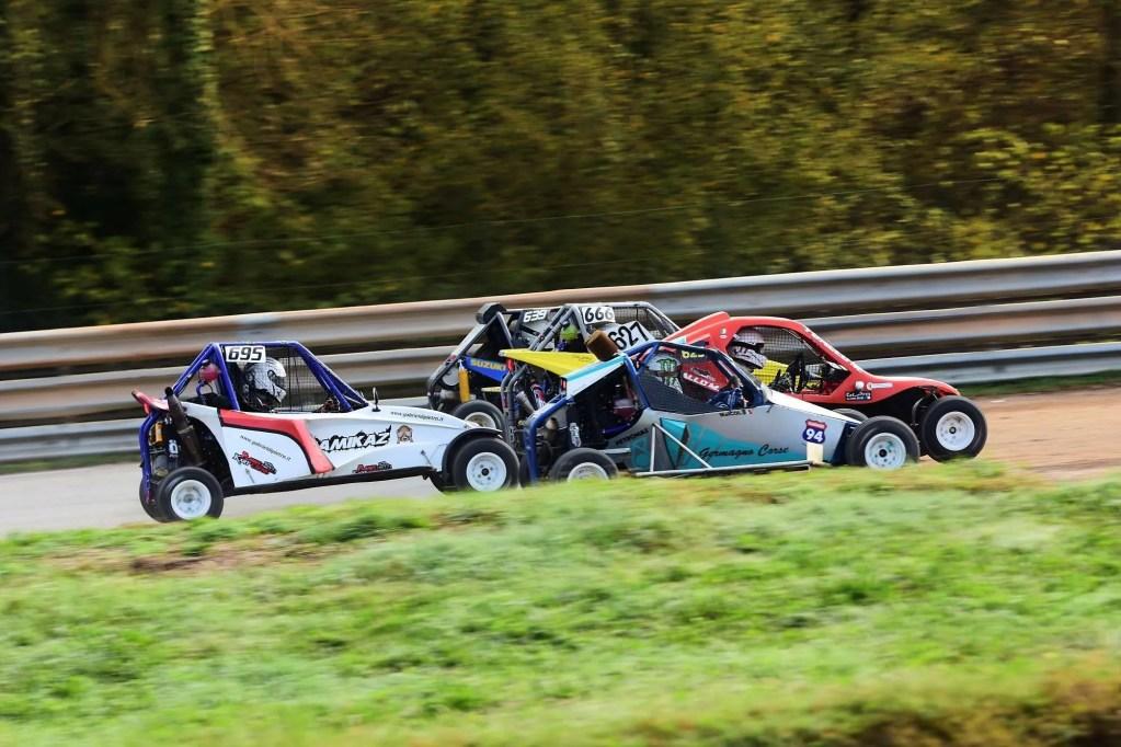 Gran finale al Round 3 del Campionato Italiano RX