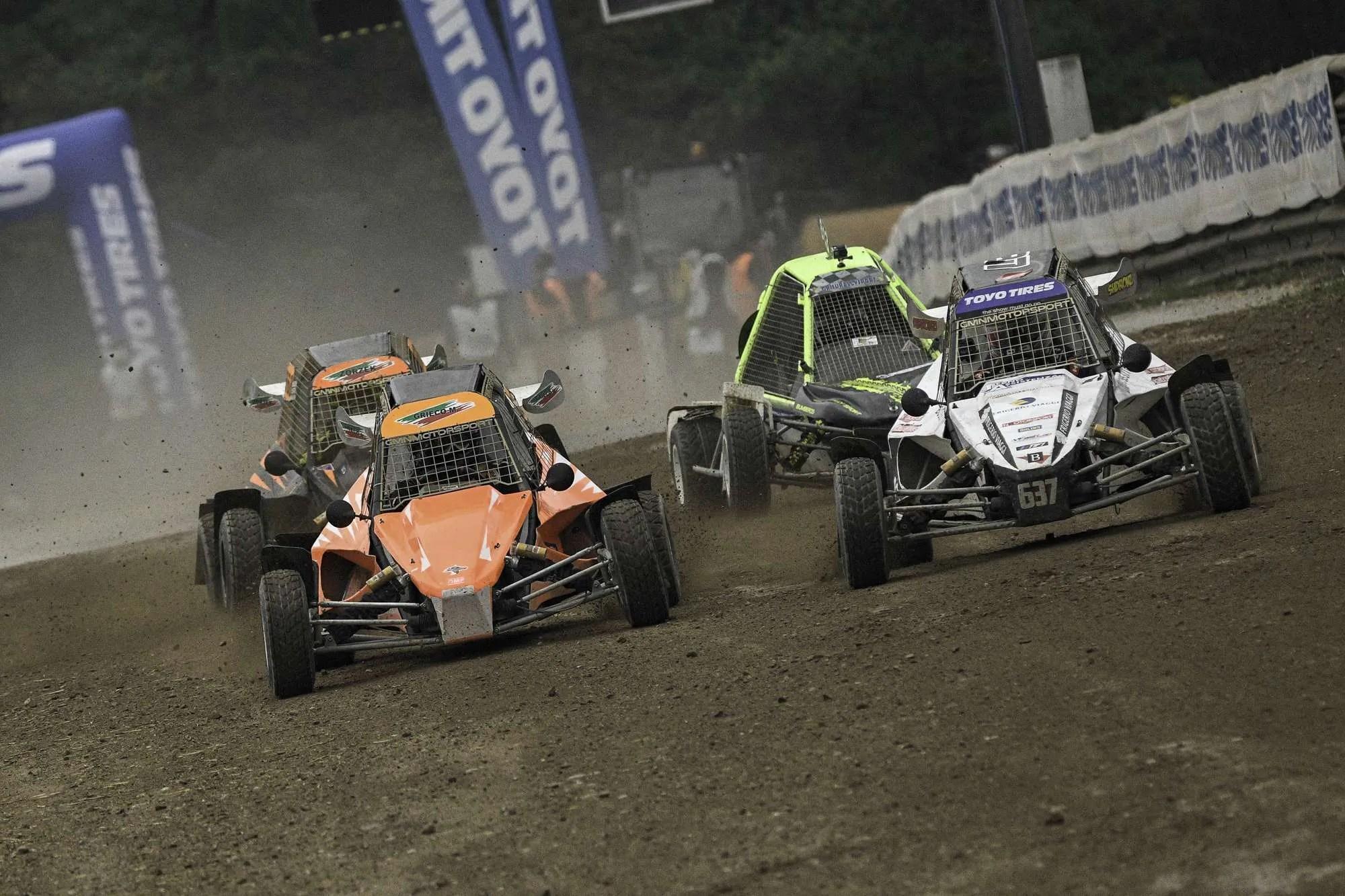 Campionato Italiano RX 2021, si avvicina il Round 1