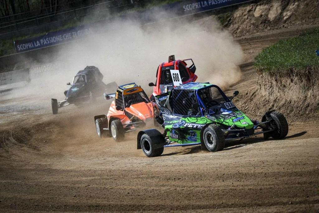 Campionato Italiano RX 2021, arriva il weekend del Doppio Round!