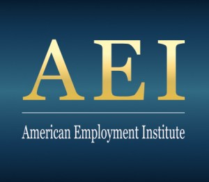 Logotype AEI American Employmente Institute