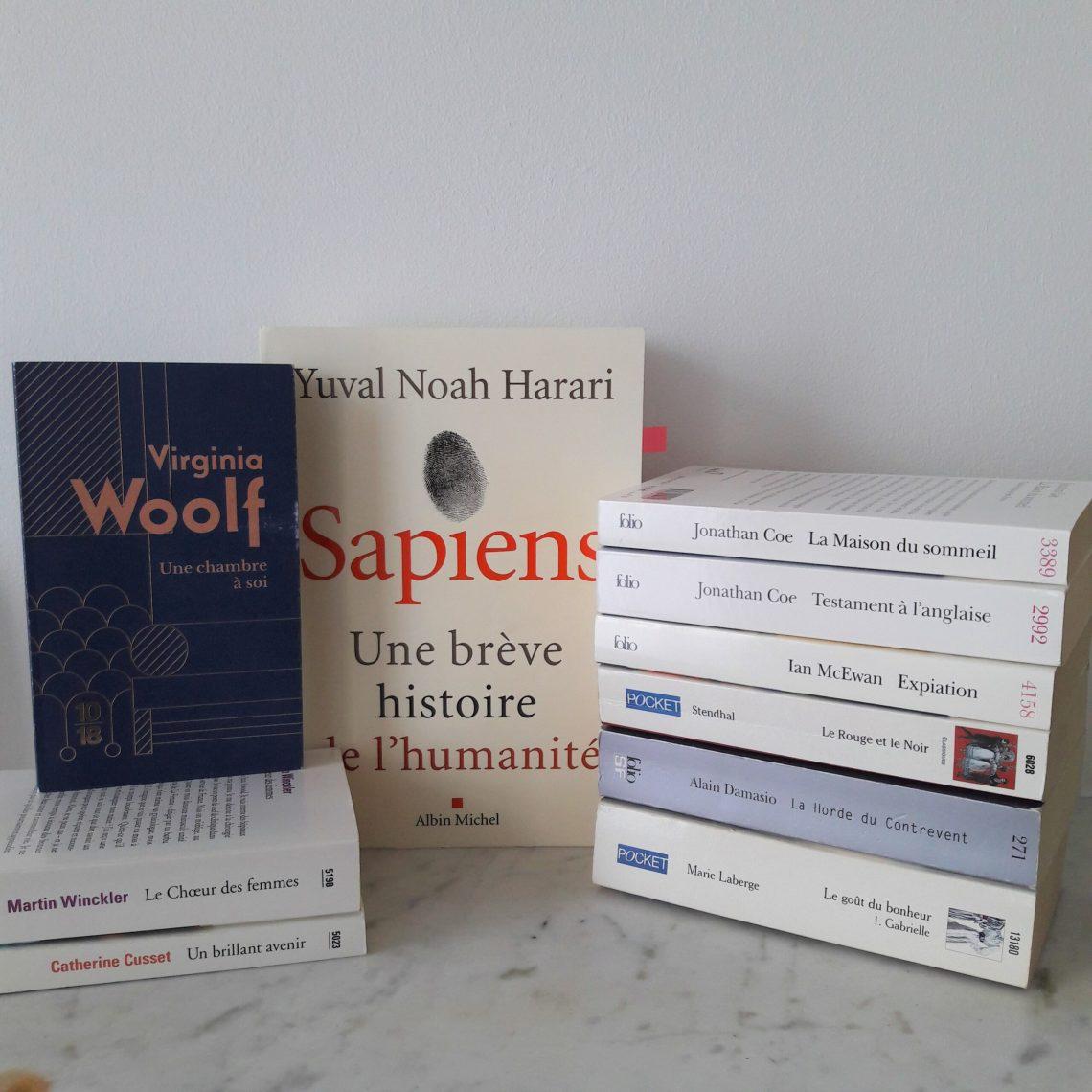 Ces livres que je voudrais relire