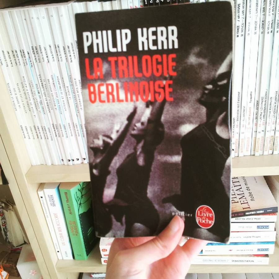 La Trilogie berlinoise de Philip Kerr