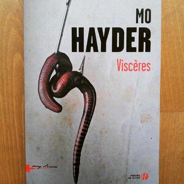 Couverture de Viscères de Mo Hayder
