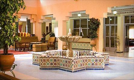 Hotel Kenzi Bougafer Tineghir Maroc