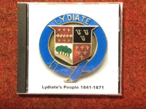 Lydiate's People CD