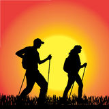 vector-silhouette-people-nordic-walking-46726155[1]