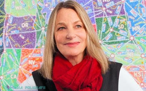 Paula Scher Get to Know the First Pentagram Female Principal to Date - Paula Scher - Get to Know the First Pentagram Female Principal to Date