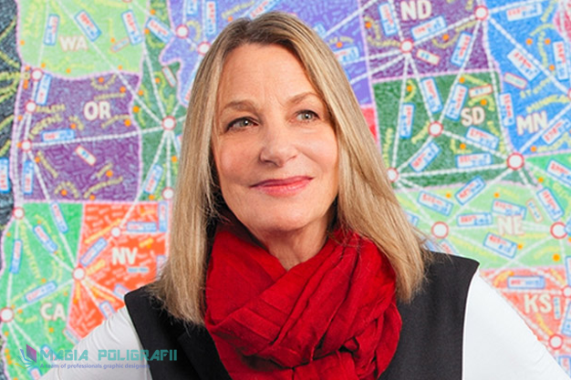 Paula Scher Get to Know the First Pentagram Female Principal to Date - Paula Scher - Get to Know the First Pentagram Female Principal to Date