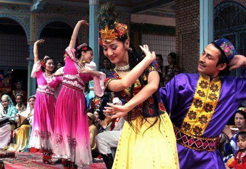 Resultat d'imatges de uigur
