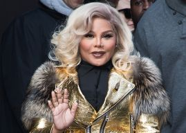 Lil Kim Reportedly Being Investigated by LAPD After Masked Robbers Steal $20K From Rental Home