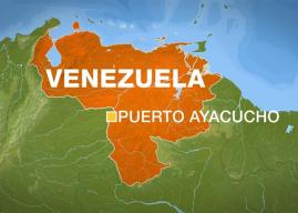 Dozens killed in gun battle at Venezuelan prison
