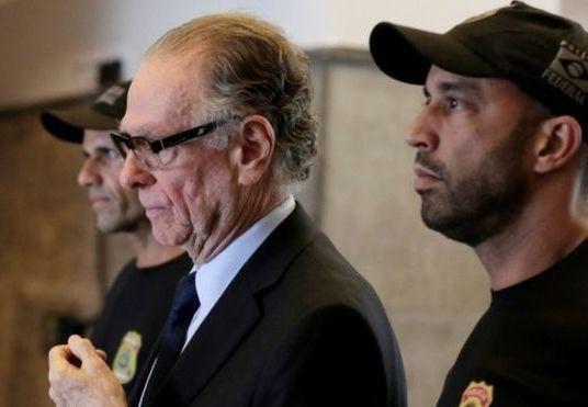 Rio Olympics head Carlos Nuzman charged with corruption