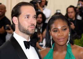 Serena Williams marries Alexis Ohanian in star-studded bash