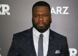 50 Cent Signs Eight-Figure Deal With Starz