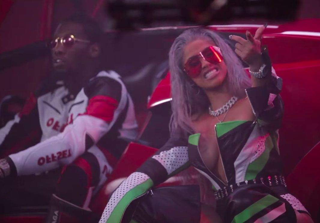Migos Motorsport Video >> Video Migos Feat Nicki Minaj Cardi B Motor Sport Explicit
