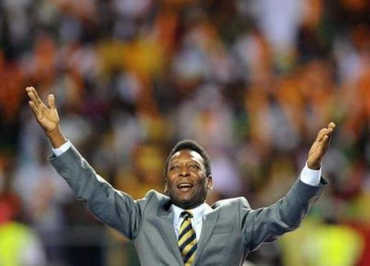 Brazil Legend Pele in Hospital 'Collapsed with Exhaustion'