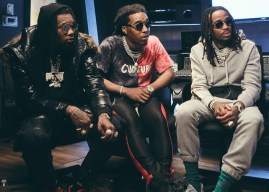 Migos Make Grammy Predictions, Talk Nicki Minaj & Cardi B Rivalry