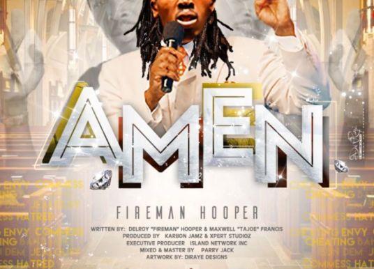 New Music: Fireman Hooper – 'Amen'