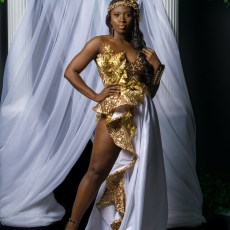 "Miss Massy Stores SVG Ltd. - Felica Thomas - ""Athena - Goddess of Intelligence & Wisdom"""