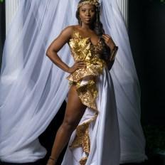 """Miss Massy Stores SVG Ltd. - Felica Thomas - """"Athena - Goddess of Intelligence & Wisdom"""""""