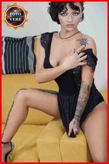 Betty Boop escort top class è sensualissima in questa foto di anteprima