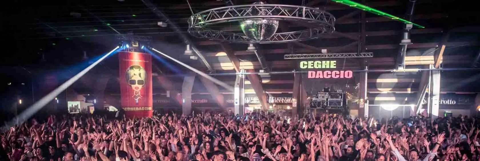L'evento musicale più amato dalle escort Udine è il Ceghedaccio.