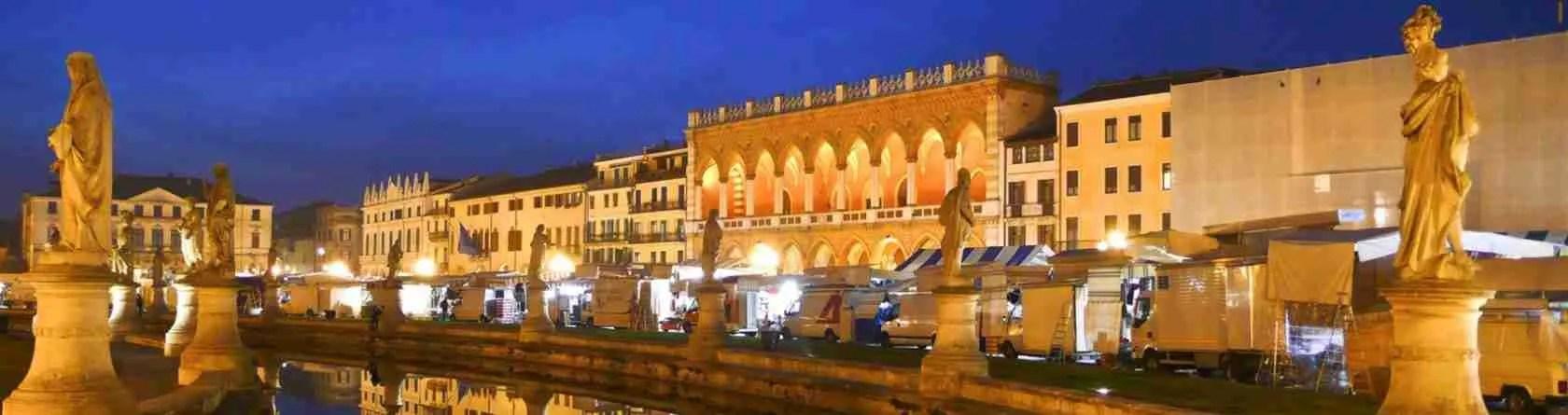 Le escort Padova adorano essere protagoniste di ogni evento che si svolge nella città di San Antonio da Padova. Magica Escort