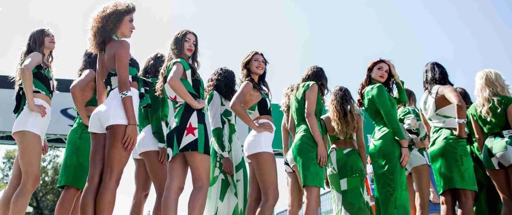 Le escort Monza e Brianza sono tra le protagoniste indiscusse del Gran Premio di Formula 1 di Monza.