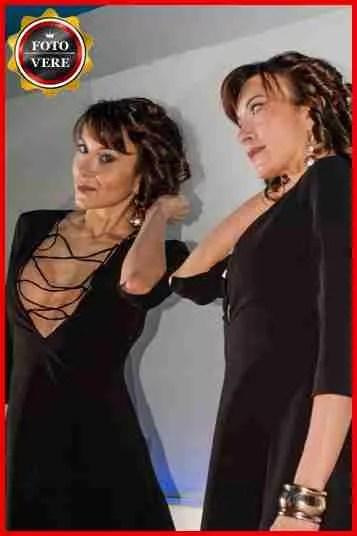 Celine top class escort Bergamo in una foto di anteprima che denota classe ed eleganza.