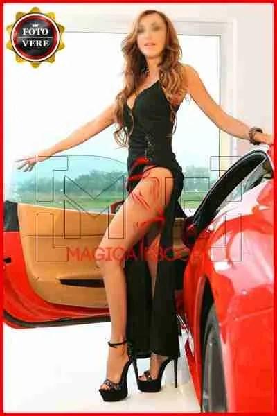 Ginevra escort di lusso italiana. Magica Escort