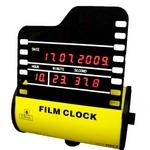 【イエロー】 ジータッチ フィルムクロック イエロー RB-112