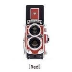 【レッド】 Rolleiflex MiniDigi(ローライフレックス ミニデジ) レッド