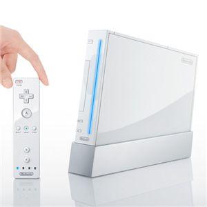 Wii本体 新パッケージ【シロ】