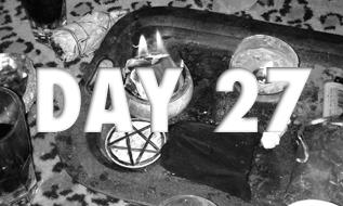 Prosperity Talisman Bag: Day 27