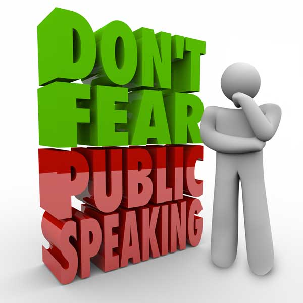 How To Overcome Fear Of Speaking