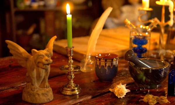 Learn more about green chime candles