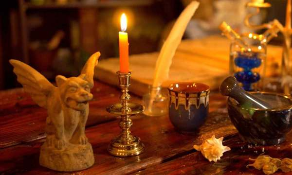 Learn more about orange chime candles