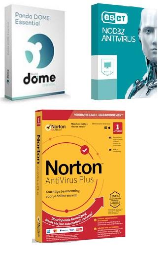 Antivirus pakketten