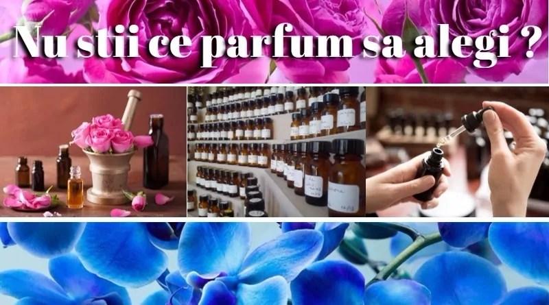 Alegerea parfumurilor pentru afacerea ta !