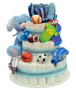 sports_baby_3_tier_diaper_cake