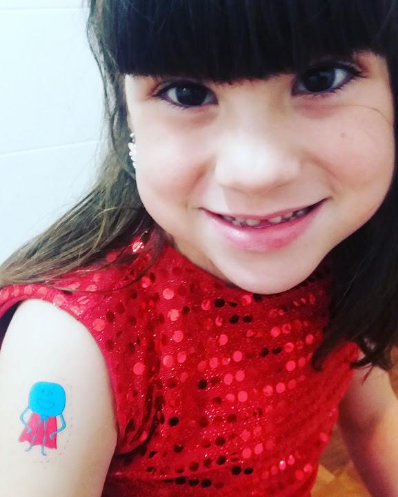 tatuagem da coragem
