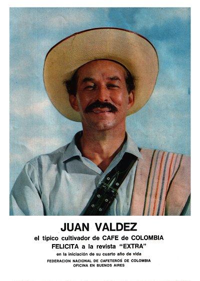 Colombia Juan Valdez Cafe