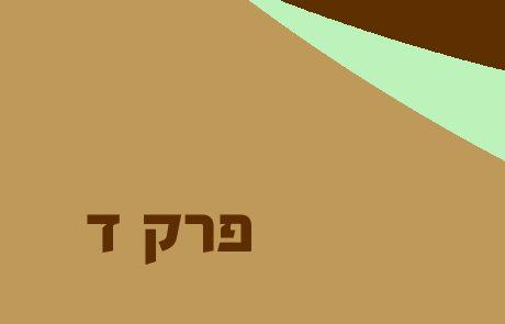 מגילת אסתר פרק ד – השליחות של אסתר