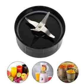 Household-Jucier-Parts-Replacement-Part-for-Magic-Bullet-Cross-Blade-Included-Rubber-Seal-Ring