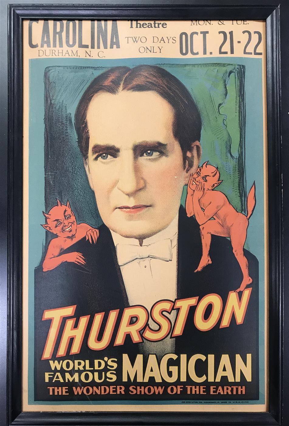 Thurston Magic By Mio