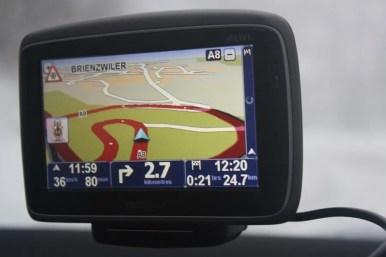Actualización GPS